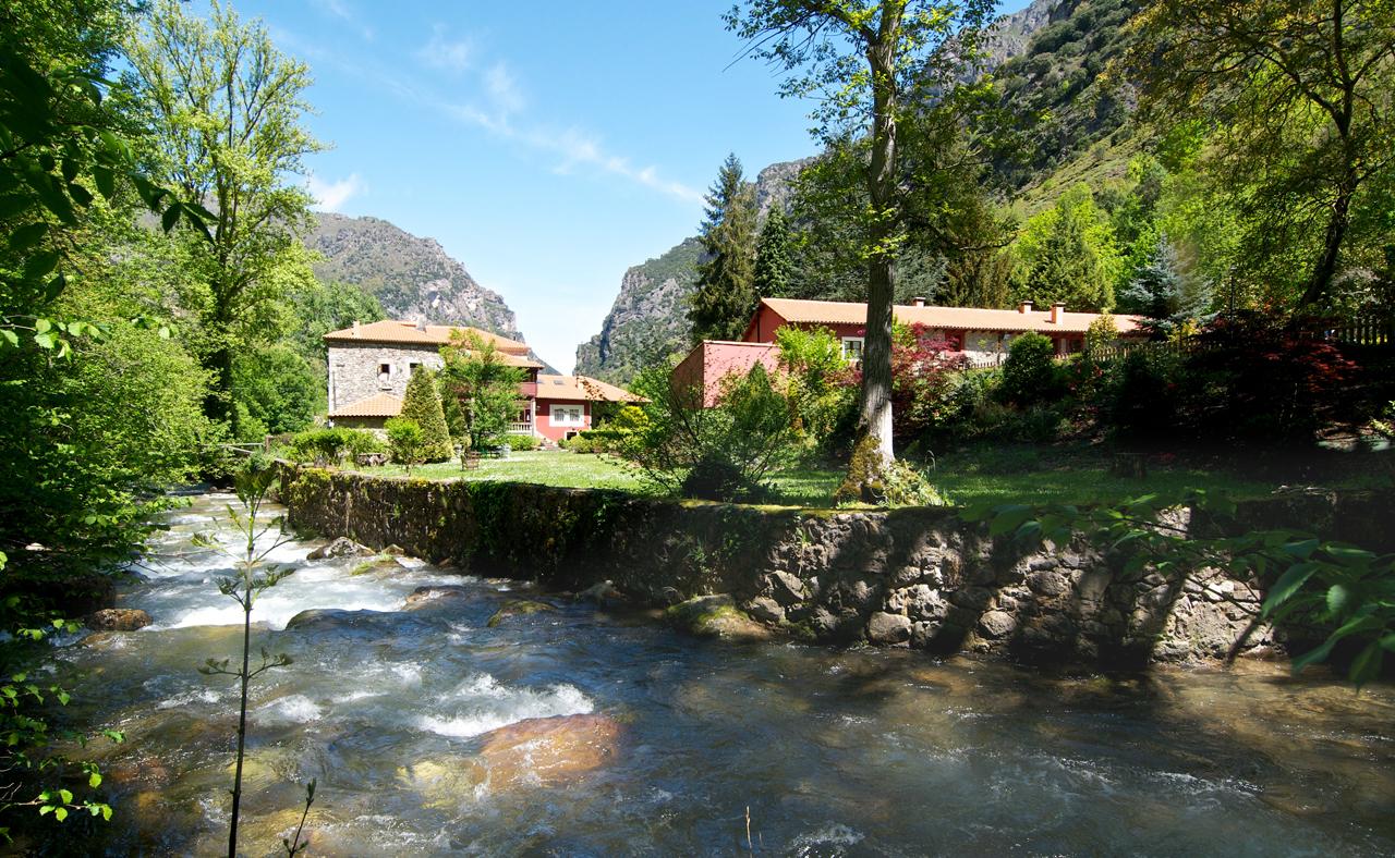 Hotel Flórez Estrada Somiedo